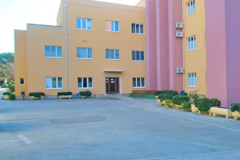 Sanacija Specijalne bolnice za ortopediju Biograd n/m